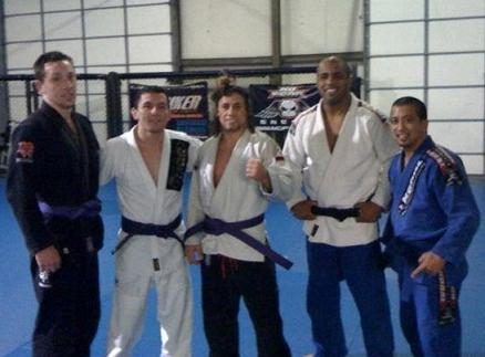 Exclusive: Urijah Faber promoted to purple belt
