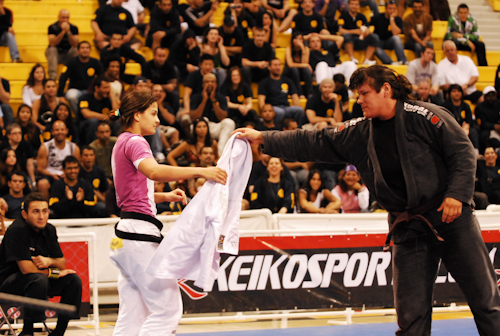 Worlds Blog: Here comes Roger Gracie!