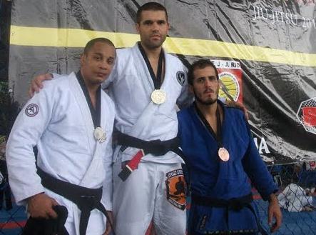 Las Vegas Open black belt division heating up