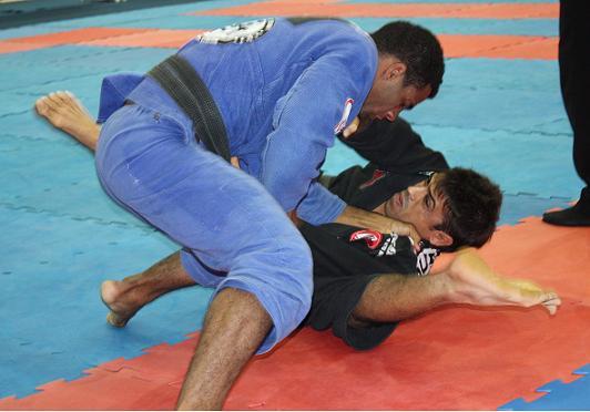 Sunday's semifinals defined at Abu Dhabi Brazil Trials – Gramado