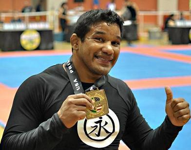 Jiu-Jitsu in Babalu's arsenal this Wednesday