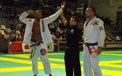 Focused on Gracie Barra, Jefferson wants win at Worlds