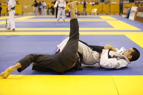 Michael Langhi confirmed for Jiu-Jitsu Pan