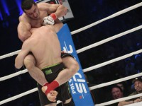 Watch Mamed's guillotine on Lindland in Poland