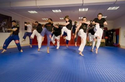 Inglês tenta incluir Jiu-Jitsu no livro dos recordes