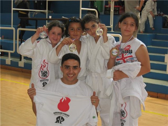 Jiu-Jitsu backed by Moroccan government