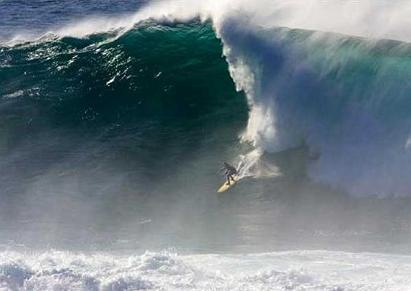 Jiu-Jitsu and surfing together in Peru