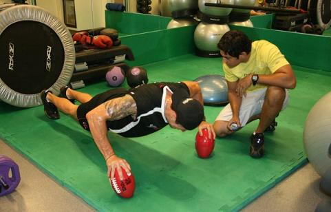 A chat about physical conditioning for Jiu-Jitsu
