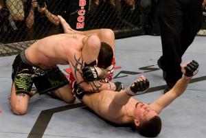 Look back at Nate Diaz vs. Ryan Hall