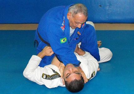 Paulão prepares for Lombard