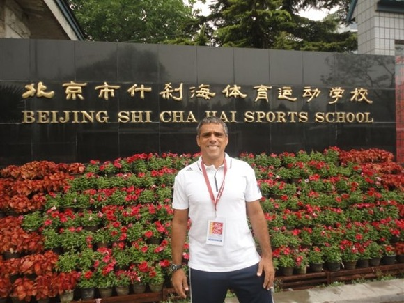 Romano's lectures in China a hit