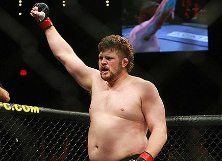"USA vs Brazil: Roy Nelson has ""gut attack"" over Cigano"