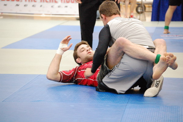 UFC Fan Expo champion Ryan Hall speaks; hopes for ADCC invite