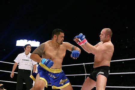 Mark Hunt in the Octagon: Did the UFC get it right?