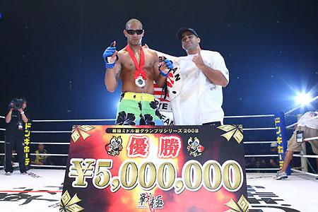 Jiu-Jitsu aces win at Sengoku