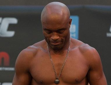 Anderson faces Sonnen but, if there's any funny business…