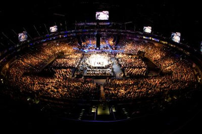 UFC in Abu Dhabi April 10