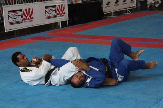 Gi and No-Gi Jiu-Jitsu at Taça Rio