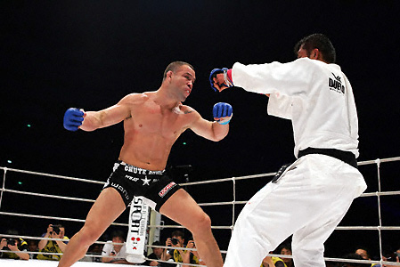 UFC: Wand, Anderson, Belfort, Bisping – bombastic quadrangle?