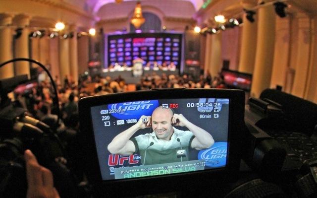 UFC Rio: ingressos se esgotam em 74 minutos