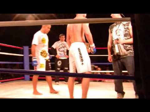 Jorge Britto gets the knockout in Canada