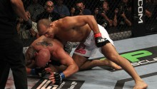 Part of the UFC 131 story in pictures with plenty action