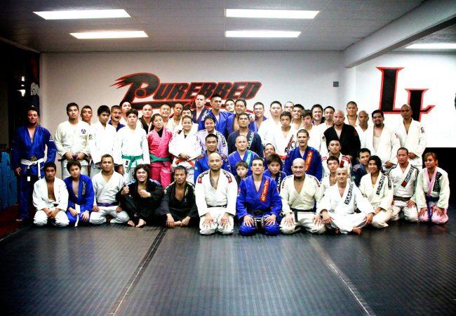 Purebred Guam learns with Frazatto