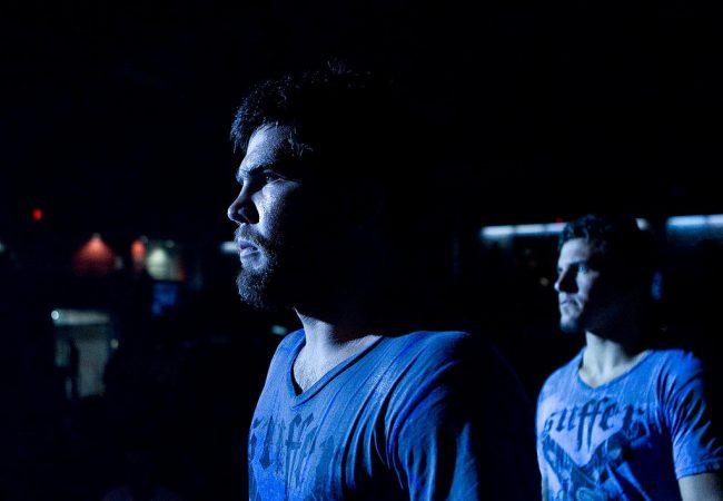 Drysdale's pro MMA debut photos