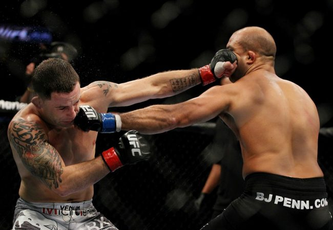 Check out all the UFC 118 action in photos