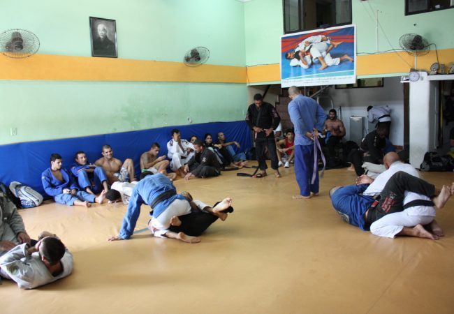 GFTeam trains hard for Brazilian Team Nationals