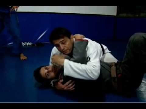 Armbar with the Roleta quality seal