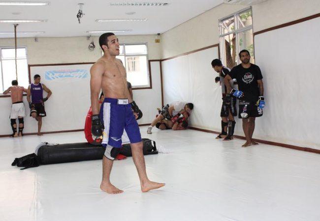 José Aldo trains for title defense photos