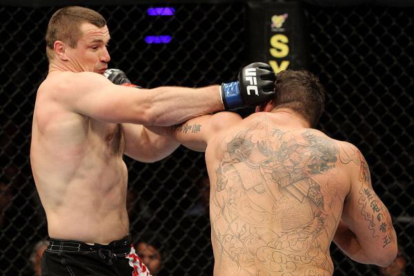 UFC 119 gallery