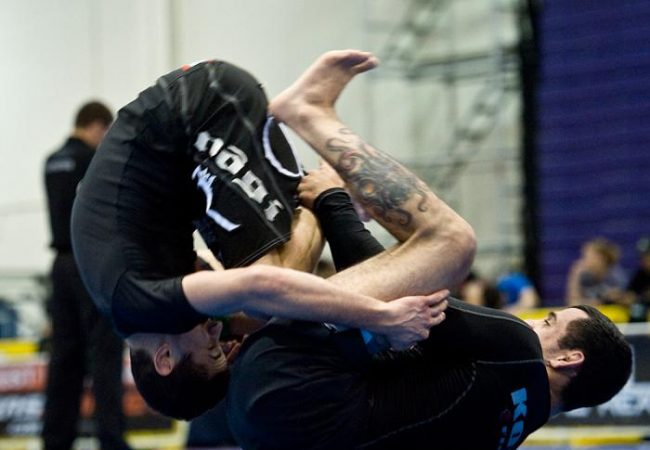 See who heated things up at the No-Gi Pan