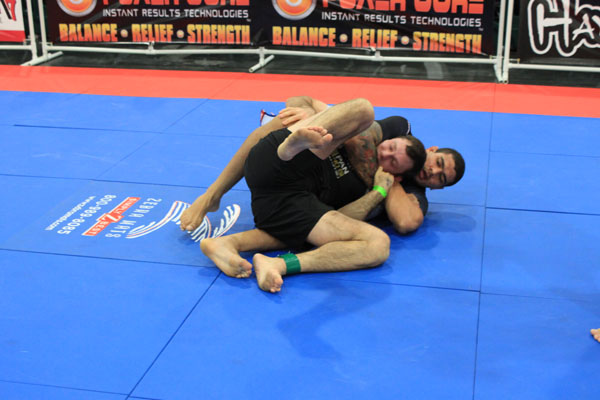 Braga Neto rakes it in at Renzo Gracie No-Gi Open