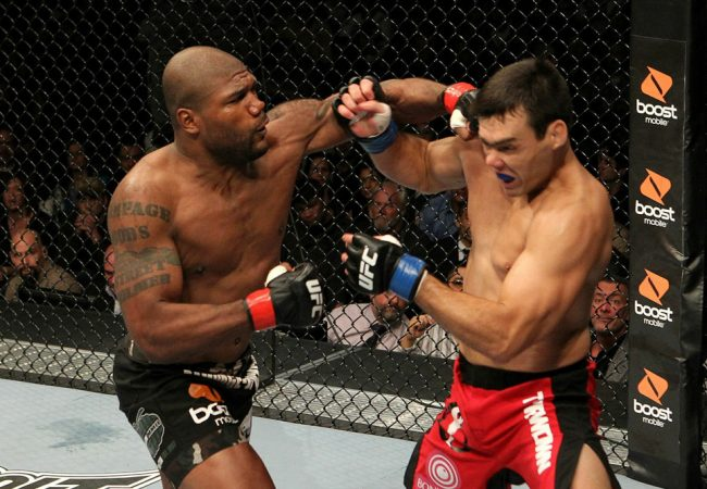 UFC 123 photo gallery