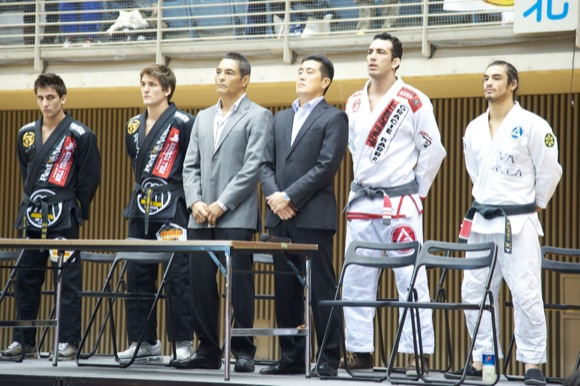 Lesson from Kron, Mendes, and Bráulio in Japan