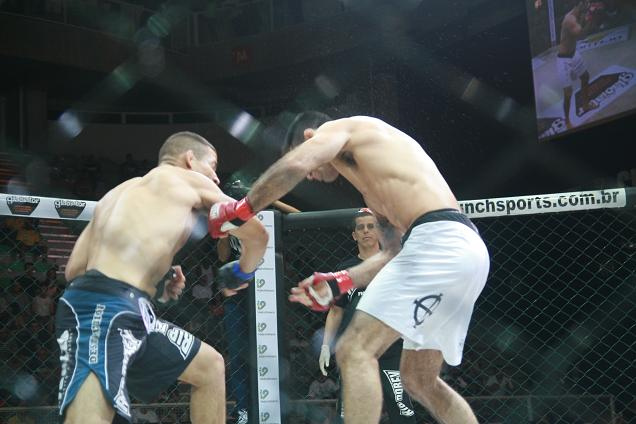 Knockouts and tapouts from Brasil Fight
