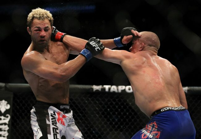 Check out the photos from UFC 124