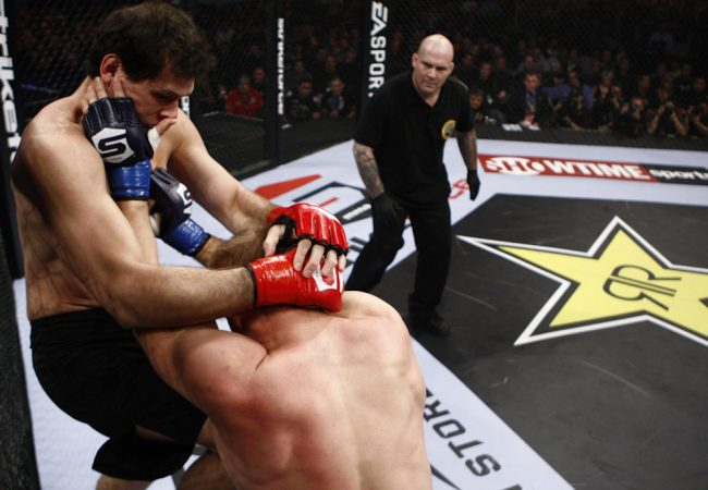 Check out the Jiu-Jitsu show in photos from Strikeforce