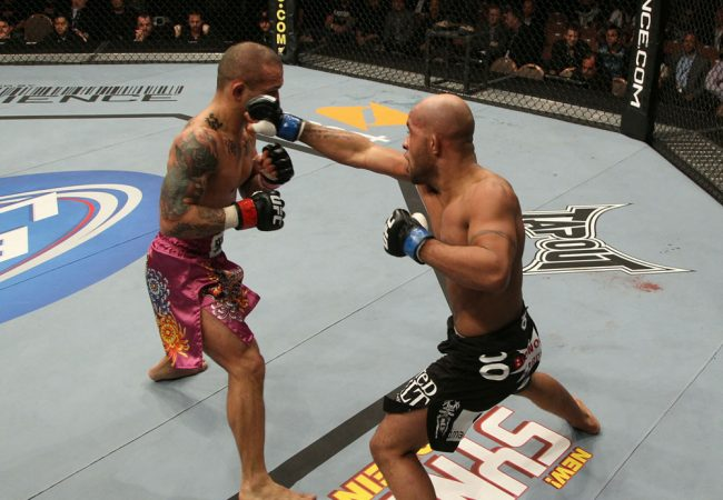 UFC 126 photo gallery