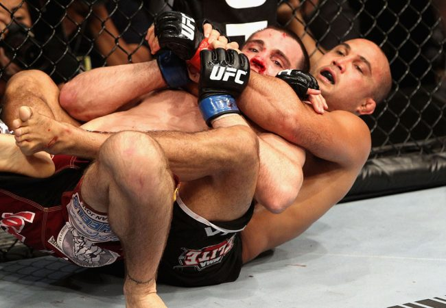 Photos of the action at UFC 127