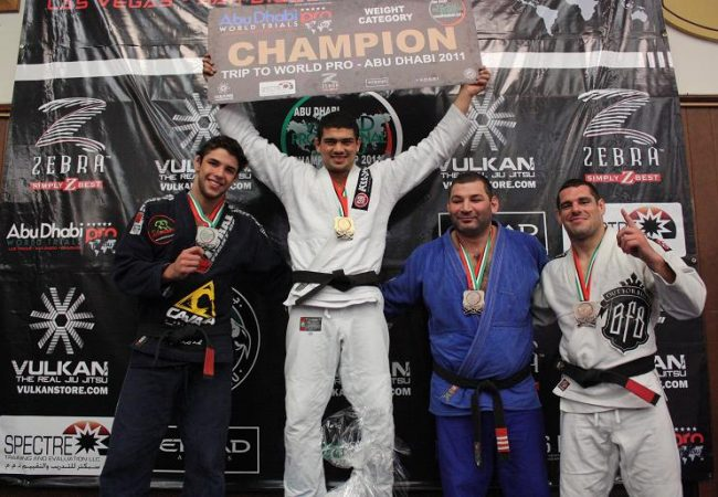 World Pro: Braga and Atos lead party in San Diego