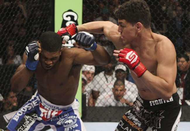 Strikeforce: Diaz, Aoki and Melendez with first-round wins