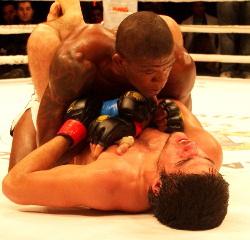Jungle Fight in Brasilia photo gallery