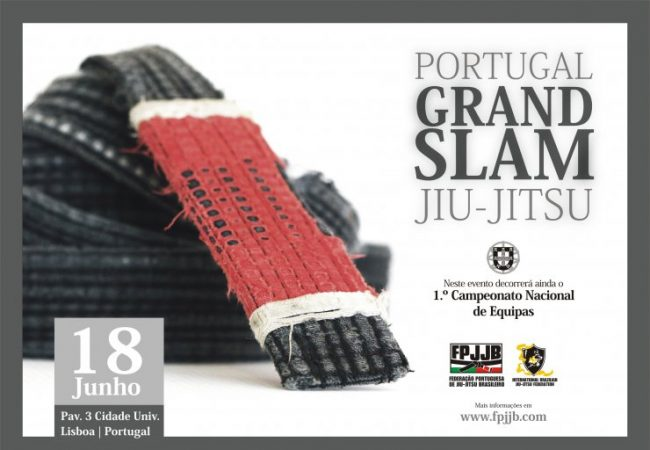 Portugal Grand Slam this weekend