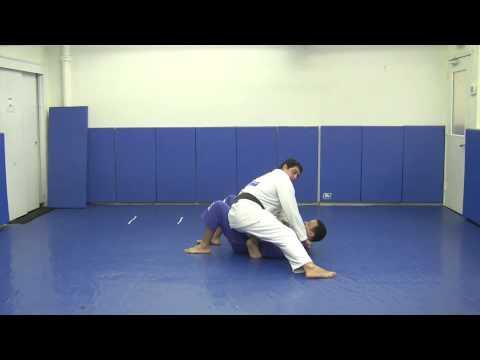 Jiu-Jitsu and the baseball bat