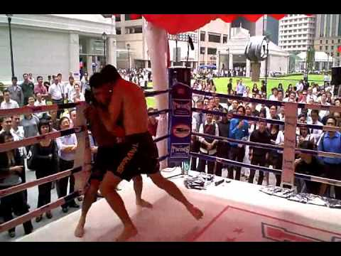 Jiu-Jitsu and MMA's place is in the street