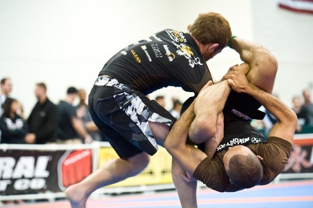 How has Jiu-Jitsu changed your life? Answer via Twitter and win prizes