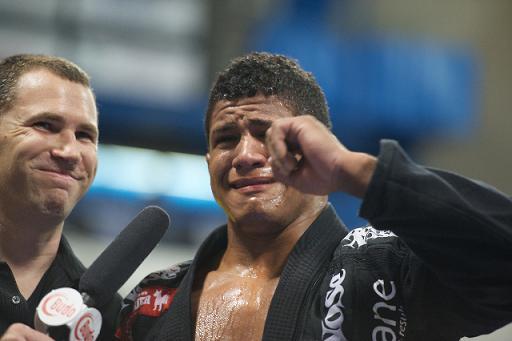 """Gilbert """"Neymar"""" é padrinho de evento de Jiu-Jitsu"""